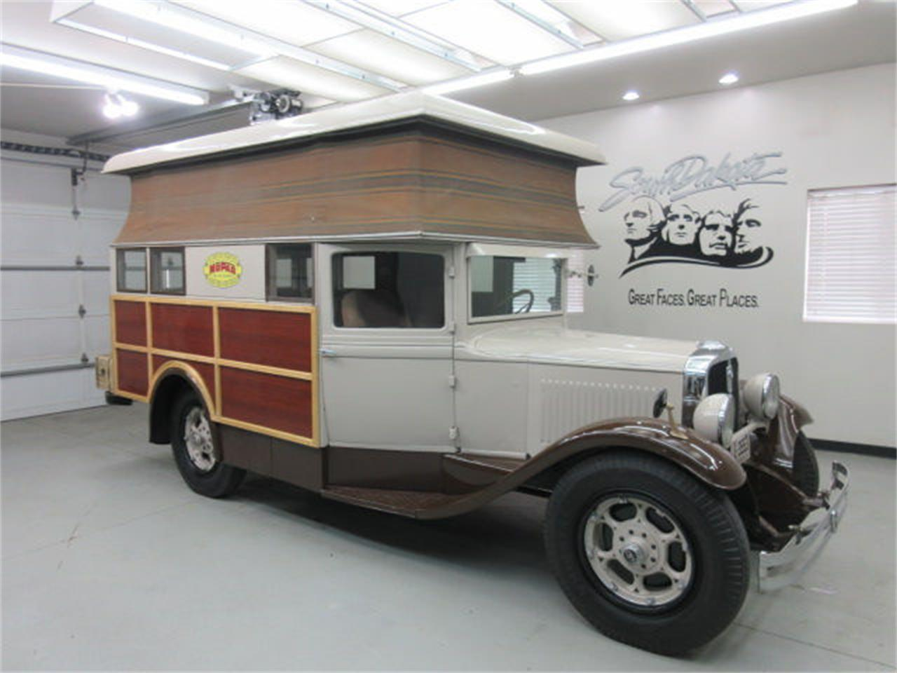 Large Picture of Classic 1931 Dodge Recreational Vehicle located in South Dakota - MB1J