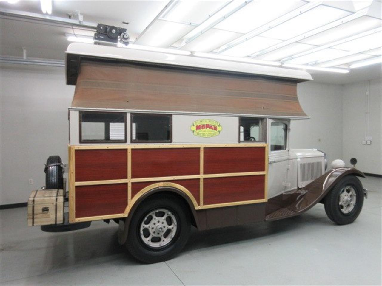 Large Picture of '31 Recreational Vehicle located in Sioux Falls South Dakota Offered by Frankman Motor Company - MB1J