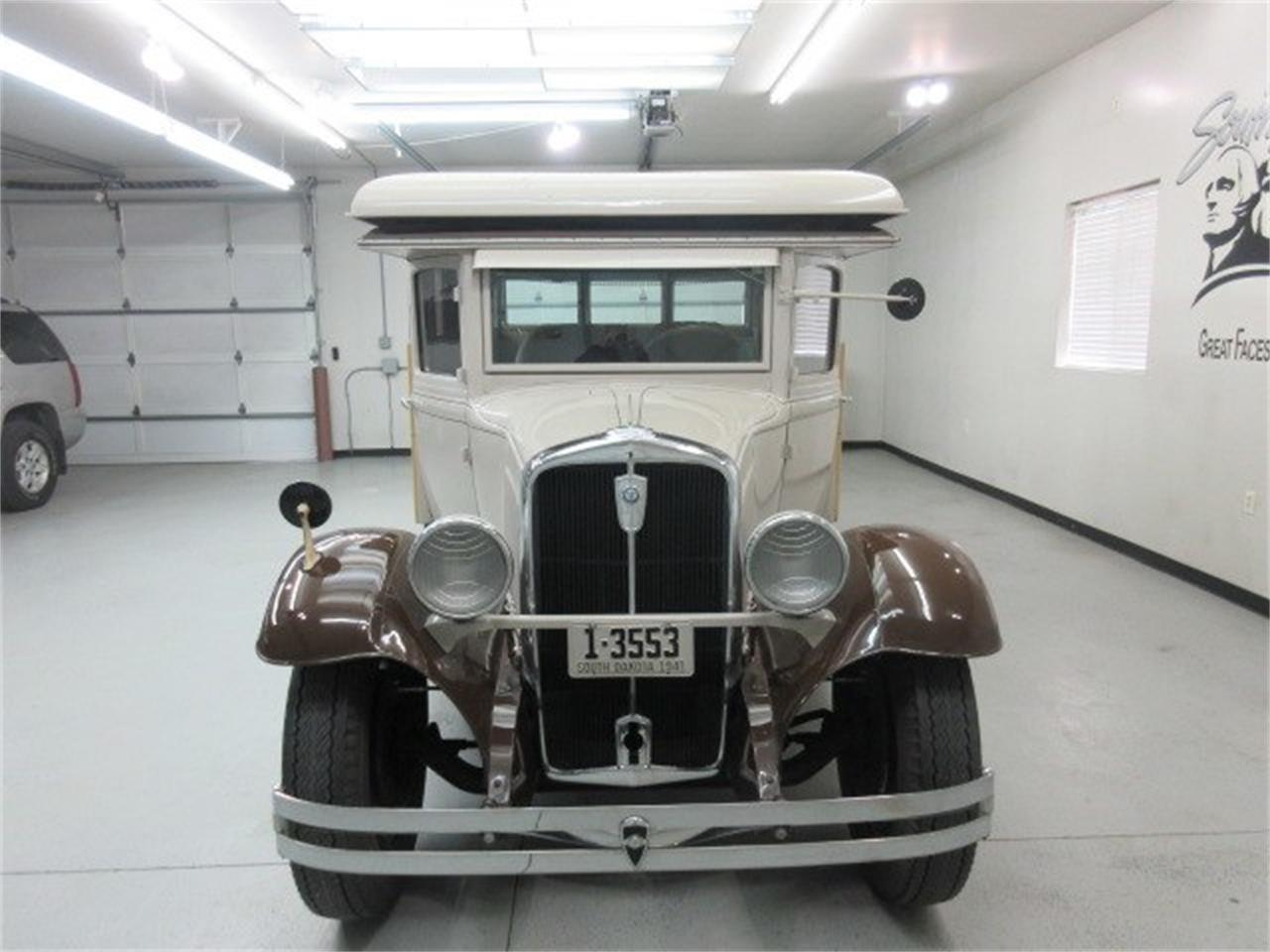 Large Picture of Classic 1931 Recreational Vehicle - $34,975.00 Offered by Frankman Motor Company - MB1J