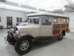 Picture of 1931 Dodge Recreational Vehicle located in Sioux Falls South Dakota - $34,975.00 Offered by Frankman Motor Company - MB1J