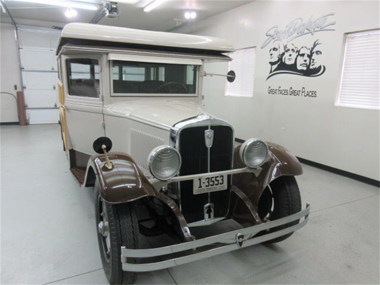 Large Picture of '31 Recreational Vehicle - $34,975.00 Offered by Frankman Motor Company - MB1J