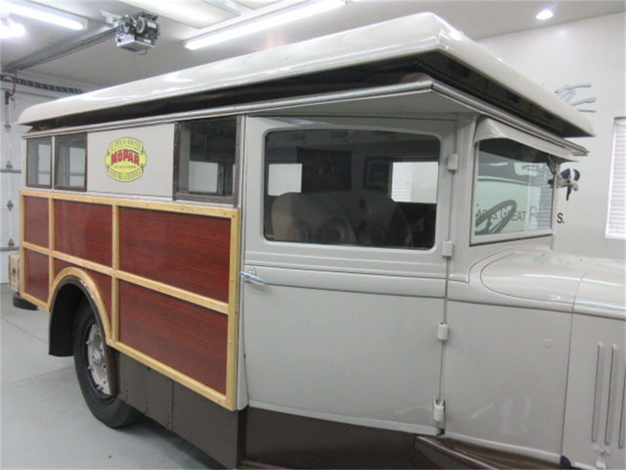 Large Picture of Classic '31 Dodge Recreational Vehicle - MB1J