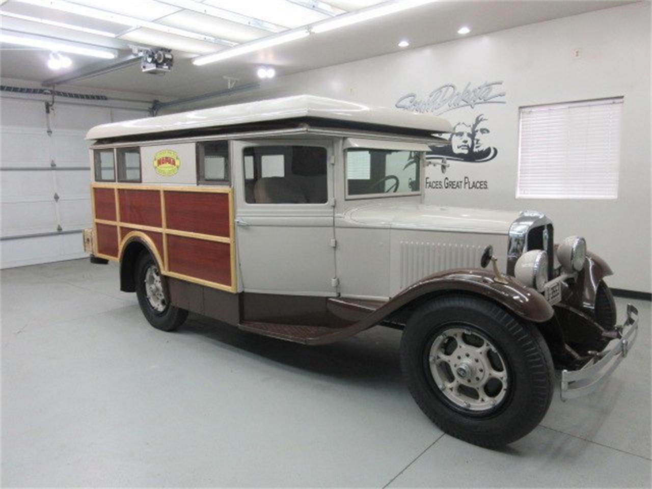 Large Picture of Classic '31 Dodge Recreational Vehicle - $34,975.00 Offered by Frankman Motor Company - MB1J