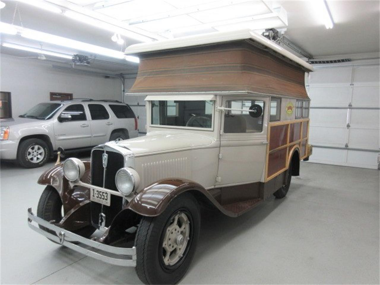 Large Picture of Classic 1931 Recreational Vehicle located in Sioux Falls South Dakota - MB1J