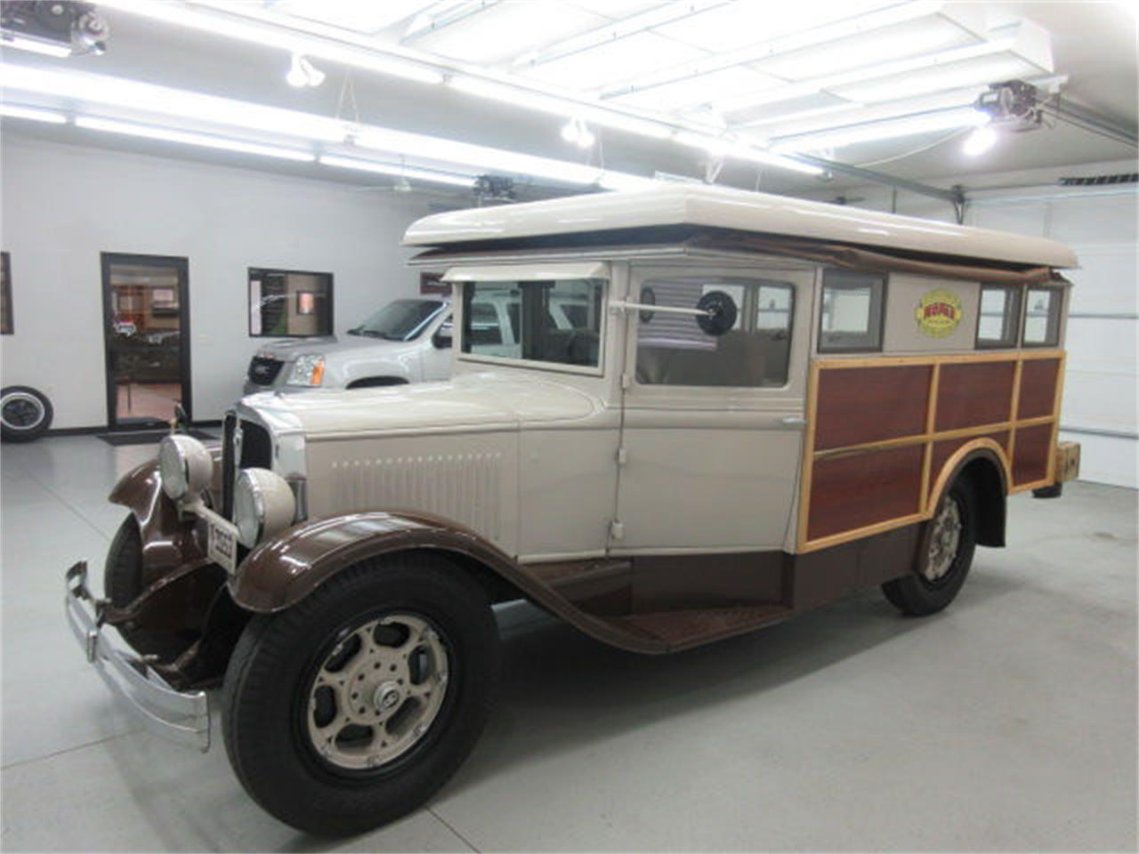 Large Picture of Classic '31 Dodge Recreational Vehicle located in South Dakota - $34,975.00 - MB1J