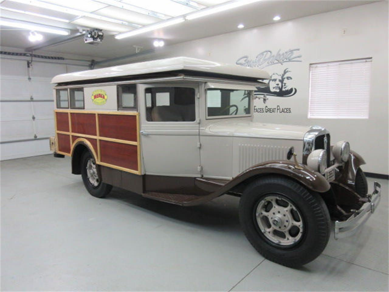 Large Picture of 1931 Dodge Recreational Vehicle - $34,975.00 Offered by Frankman Motor Company - MB1J