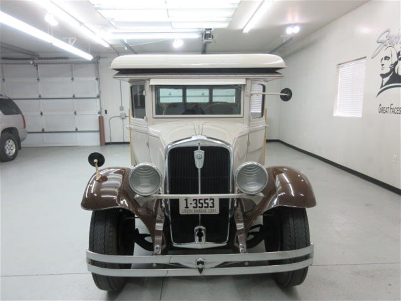 Large Picture of Classic 1931 Recreational Vehicle - $34,975.00 - MB1J