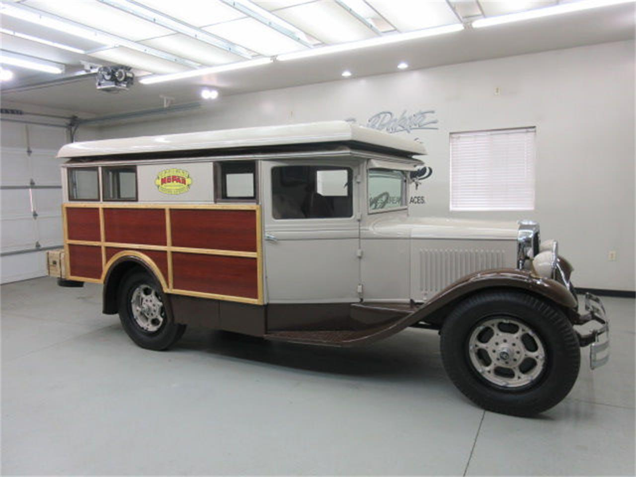 Large Picture of 1931 Dodge Recreational Vehicle Offered by Frankman Motor Company - MB1J