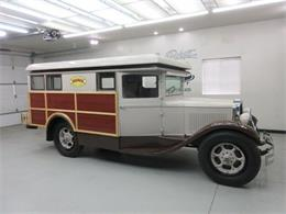Picture of Classic 1931 Recreational Vehicle located in Sioux Falls South Dakota - MB1J
