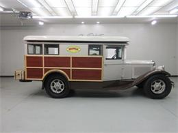 Picture of Classic '31 Recreational Vehicle - $34,975.00 Offered by Frankman Motor Company - MB1J
