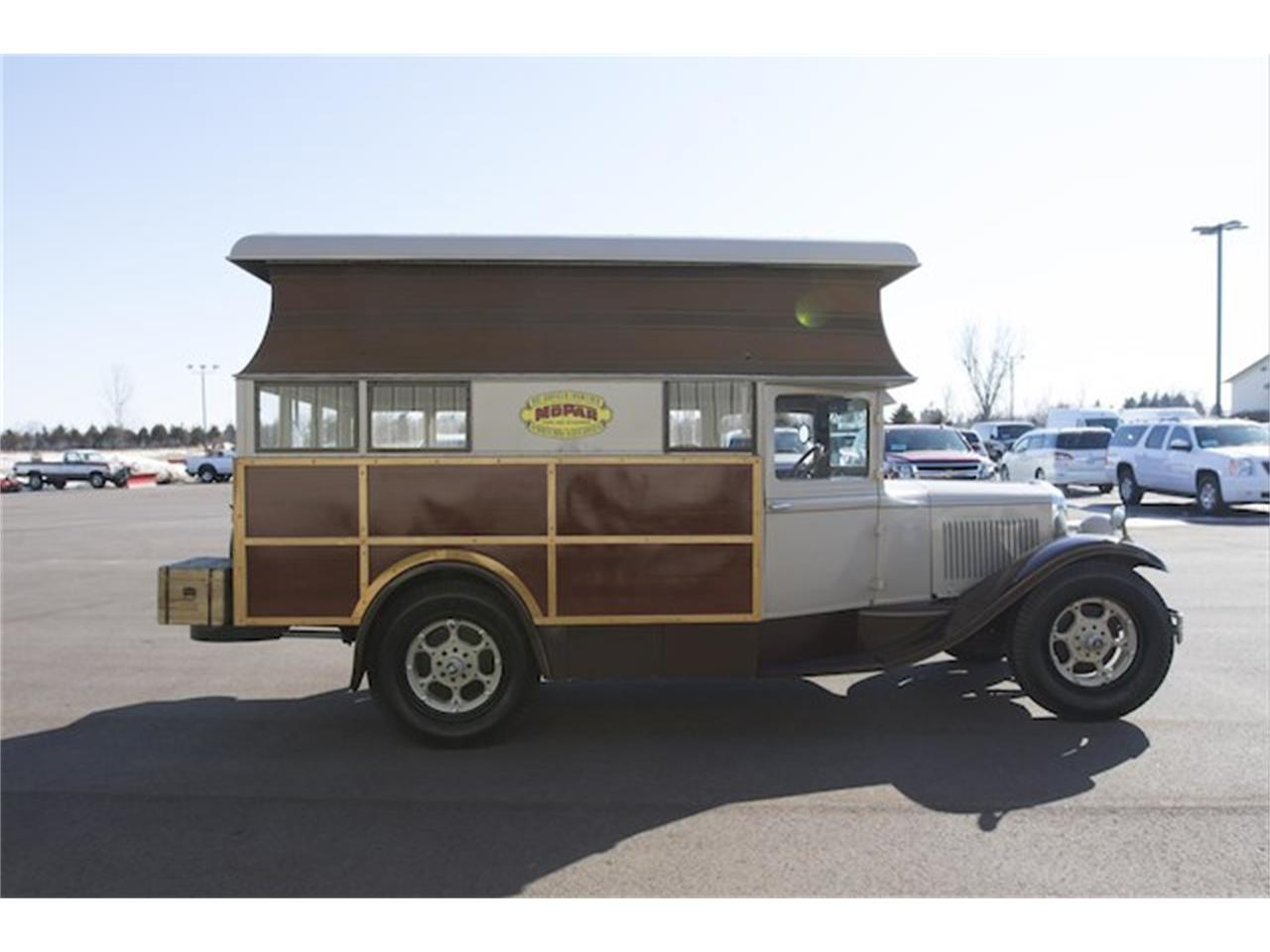 Large Picture of Classic 1931 Dodge Recreational Vehicle located in Sioux Falls South Dakota - $34,975.00 Offered by Frankman Motor Company - MB1J