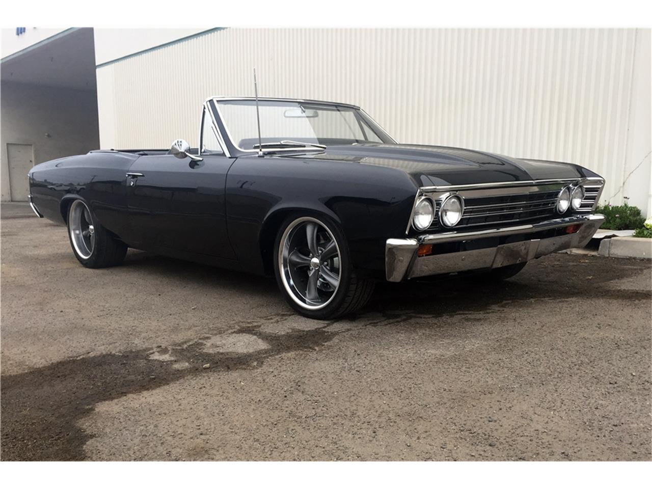 Large Picture of Classic '67 Chevelle Auction Vehicle Offered by Barrett-Jackson Auctions - MG7C
