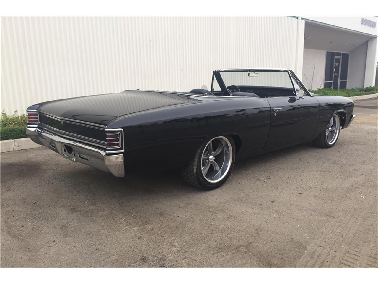Large Picture of 1967 Chevrolet Chevelle located in Scottsdale Arizona Offered by Barrett-Jackson Auctions - MG7C