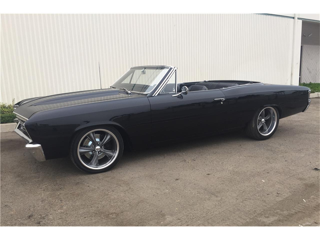 Large Picture of '67 Chevelle - MG7C