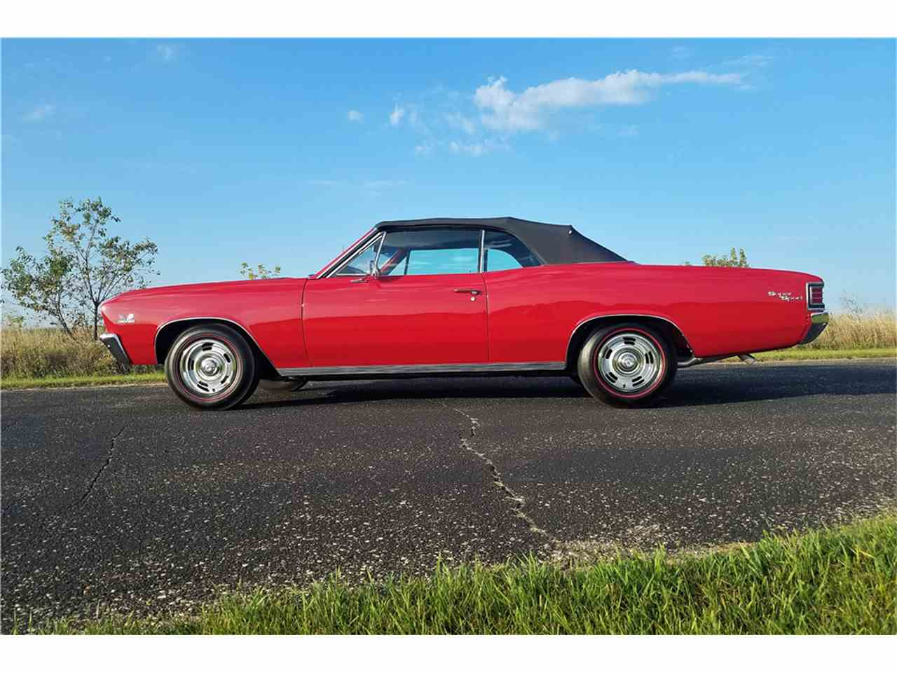 Large Picture of '67 Chevelle SS - MG7I