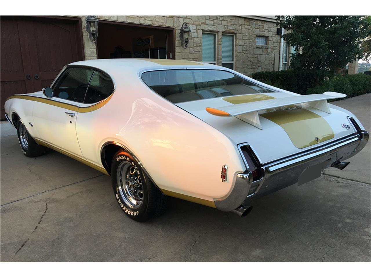 Large Picture of '69 Hurst - MG7M