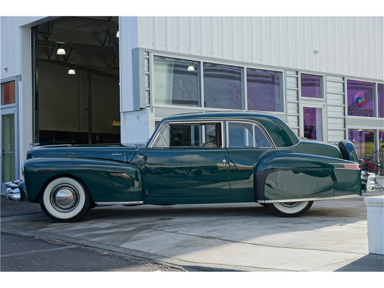 Large Picture of 1942 Lincoln Continental located in Scottsdale Arizona Auction Vehicle - MG7R