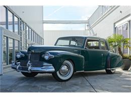 Picture of '42 Lincoln Continental Auction Vehicle Offered by Barrett-Jackson Auctions - MG7R