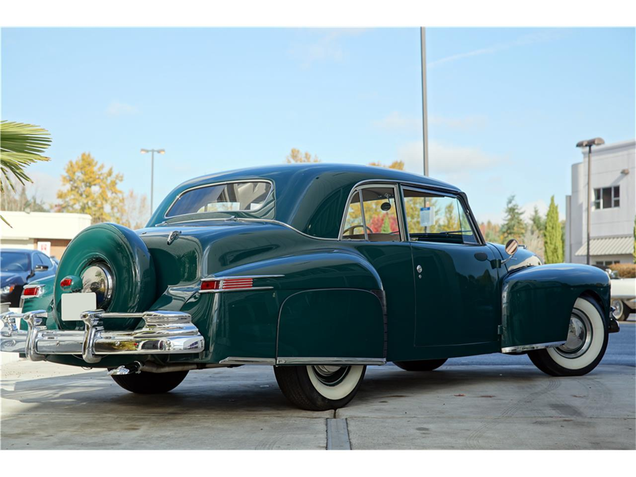 Large Picture of '42 Lincoln Continental located in Scottsdale Arizona - MG7R