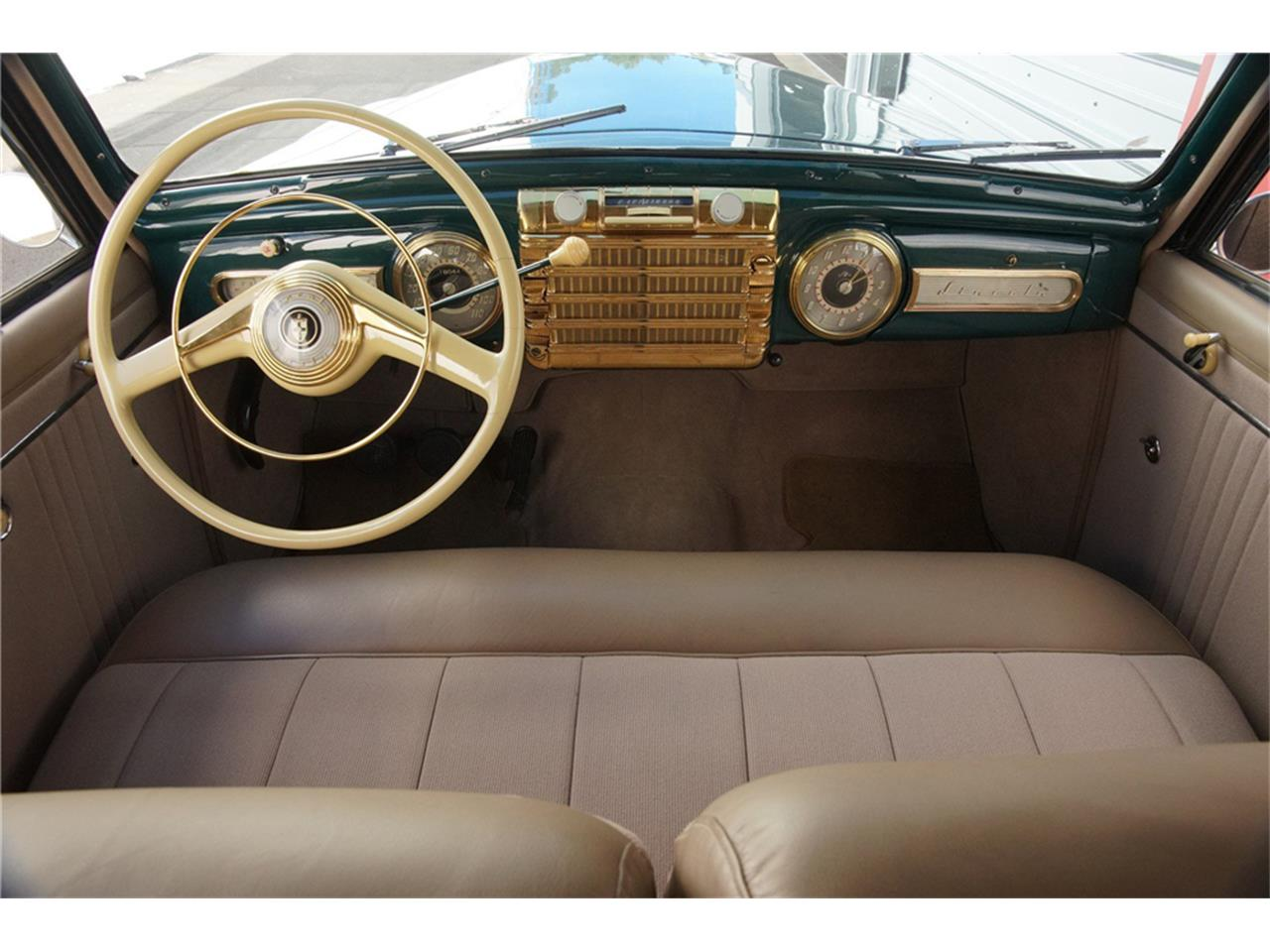 Large Picture of Classic 1942 Continental Offered by Barrett-Jackson Auctions - MG7R