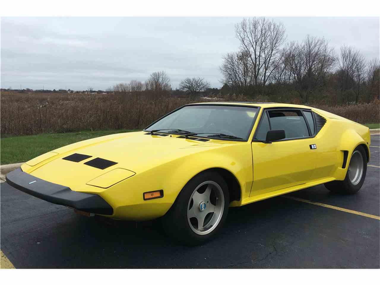 1973 De Tomaso Pantera for Sale | ClassicCars.com | CC-1047449