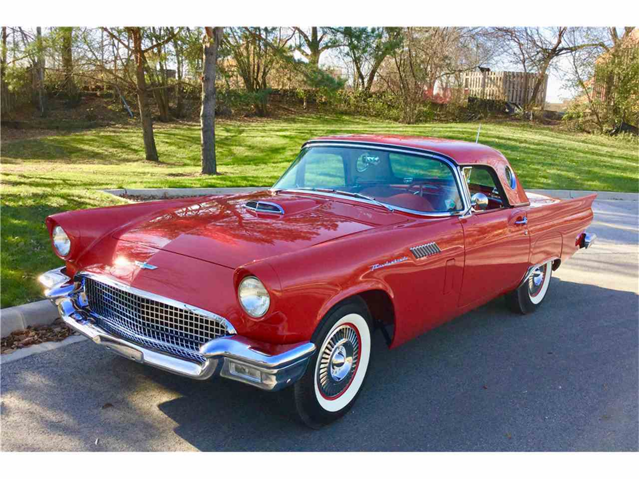 Large Picture of '56 Thunderbird - MG7U