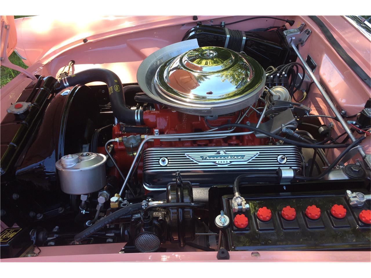 Large Picture of '56 Thunderbird - MG7U