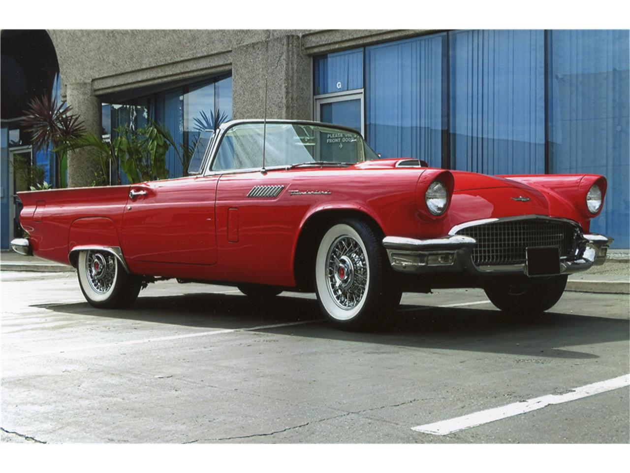 Large Picture of '57 Thunderbird - MG7V