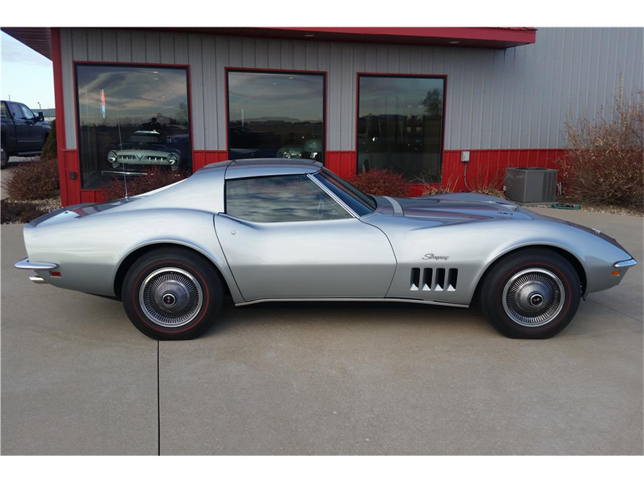 Large Picture of '69 Corvette - MG7X