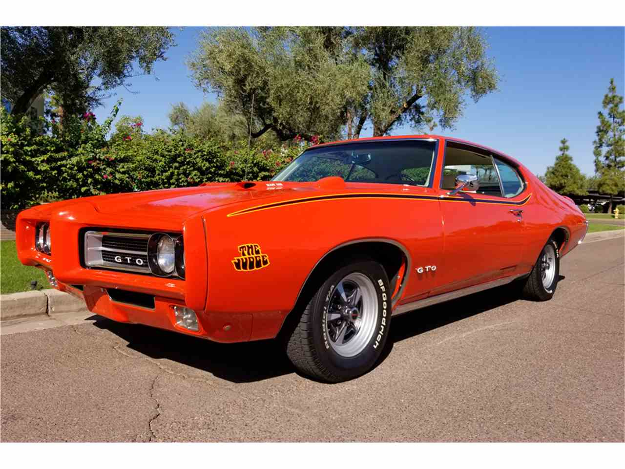 1969 Pontiac GTO (The Judge) for Sale | ClassicCars.com | CC-1047468