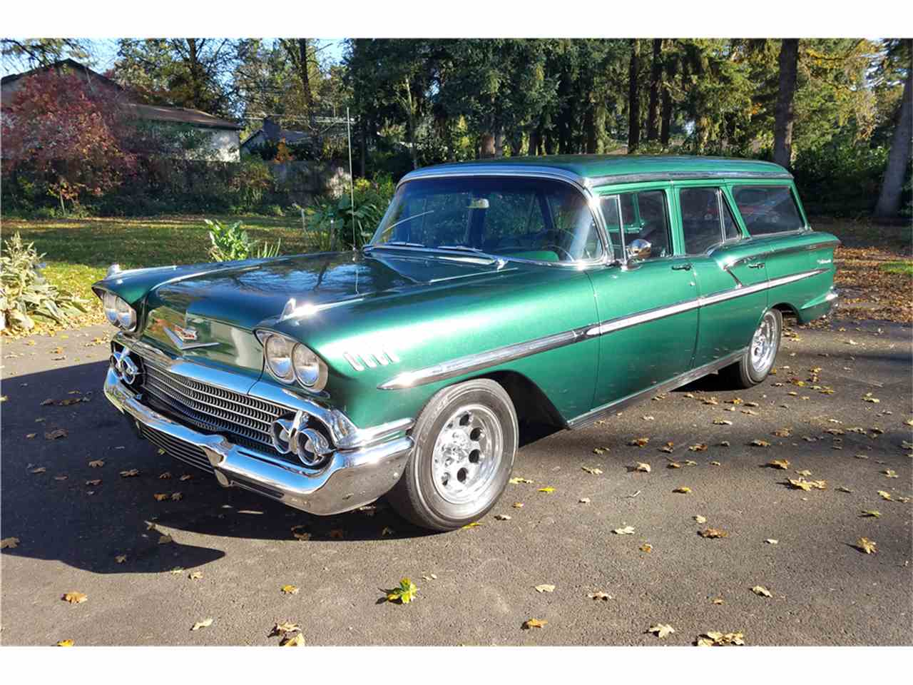 Large Picture of Classic 1958 Chevrolet Nomad located in Arizona - MG8L