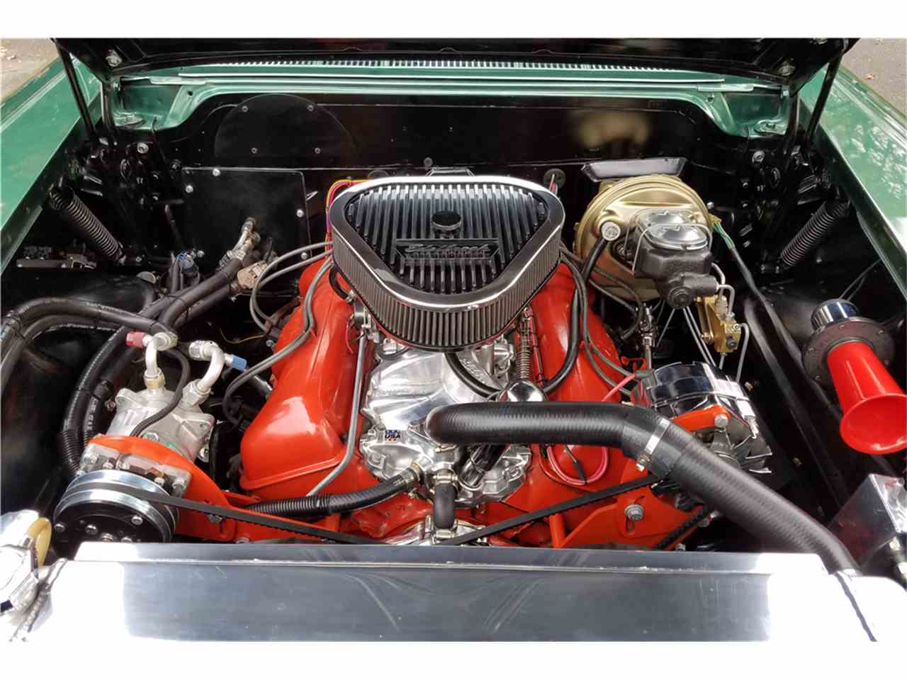 Large Picture of 1958 Nomad located in Scottsdale Arizona Auction Vehicle Offered by Barrett-Jackson Auctions - MG8L