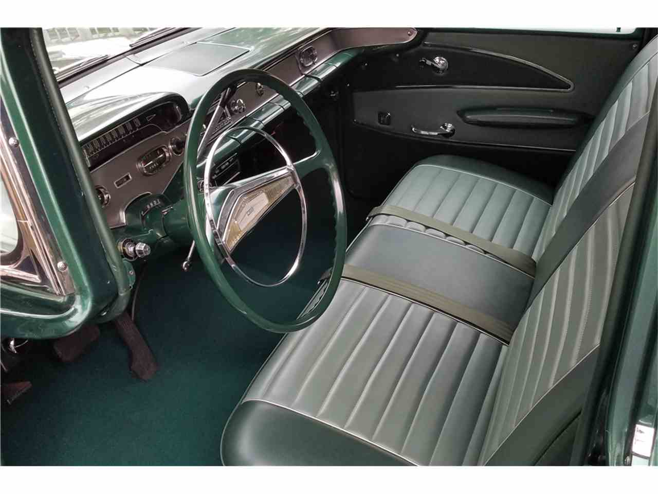 Large Picture of Classic '58 Nomad located in Scottsdale Arizona Auction Vehicle - MG8L