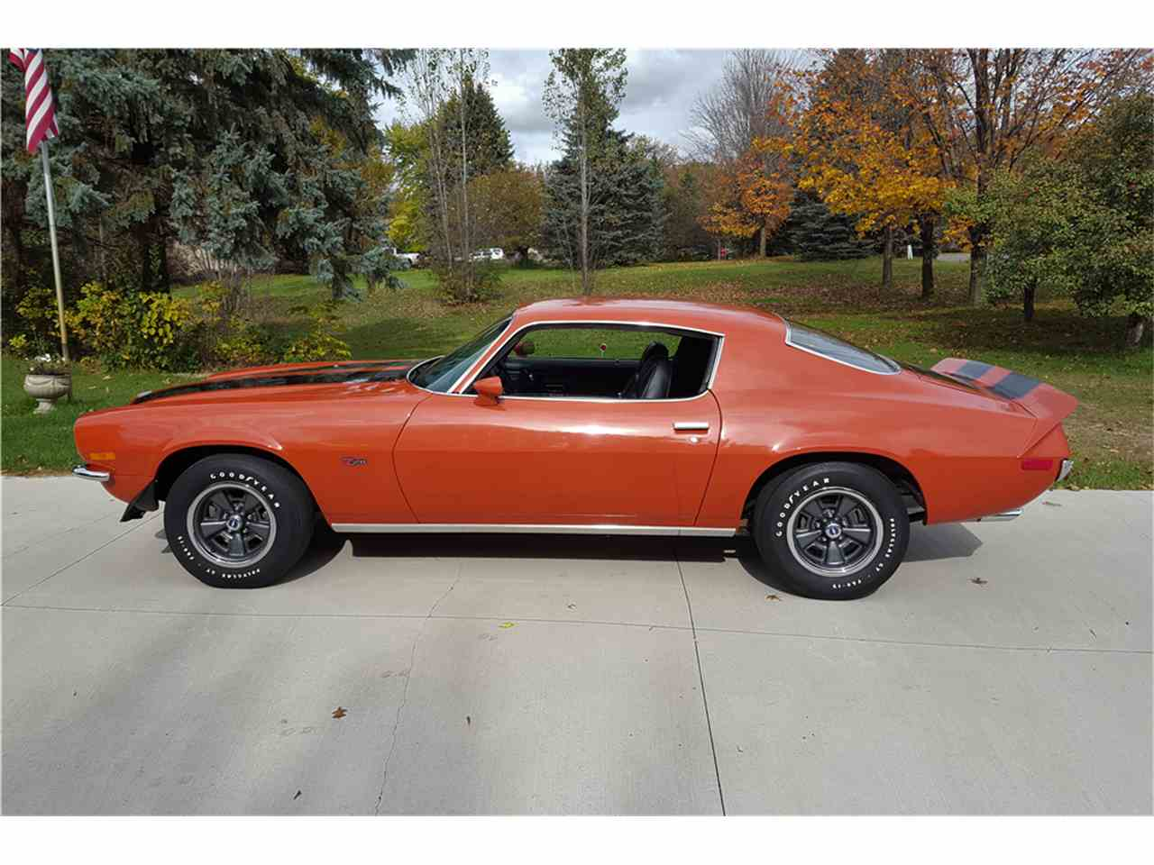 1972 chevrolet camaro z28 for sale cc 1047487. Black Bedroom Furniture Sets. Home Design Ideas
