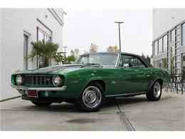 Picture of Classic 1969 Camaro Z28 located in Scottsdale Arizona Auction Vehicle - MG91