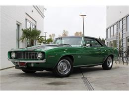 Picture of '69 Camaro Z28 located in Scottsdale Arizona Auction Vehicle - MG91