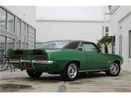Picture of '69 Chevrolet Camaro Z28 Auction Vehicle Offered by Barrett-Jackson Auctions - MG91