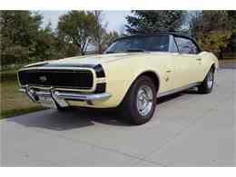Picture of Classic '67 Camaro located in Scottsdale Arizona Offered by Barrett-Jackson Auctions - MG93