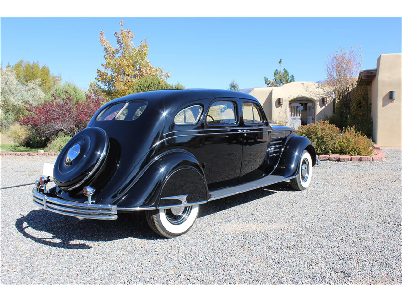 Large Picture of Classic '34 Airflow Auction Vehicle Offered by Barrett-Jackson Auctions - MG94