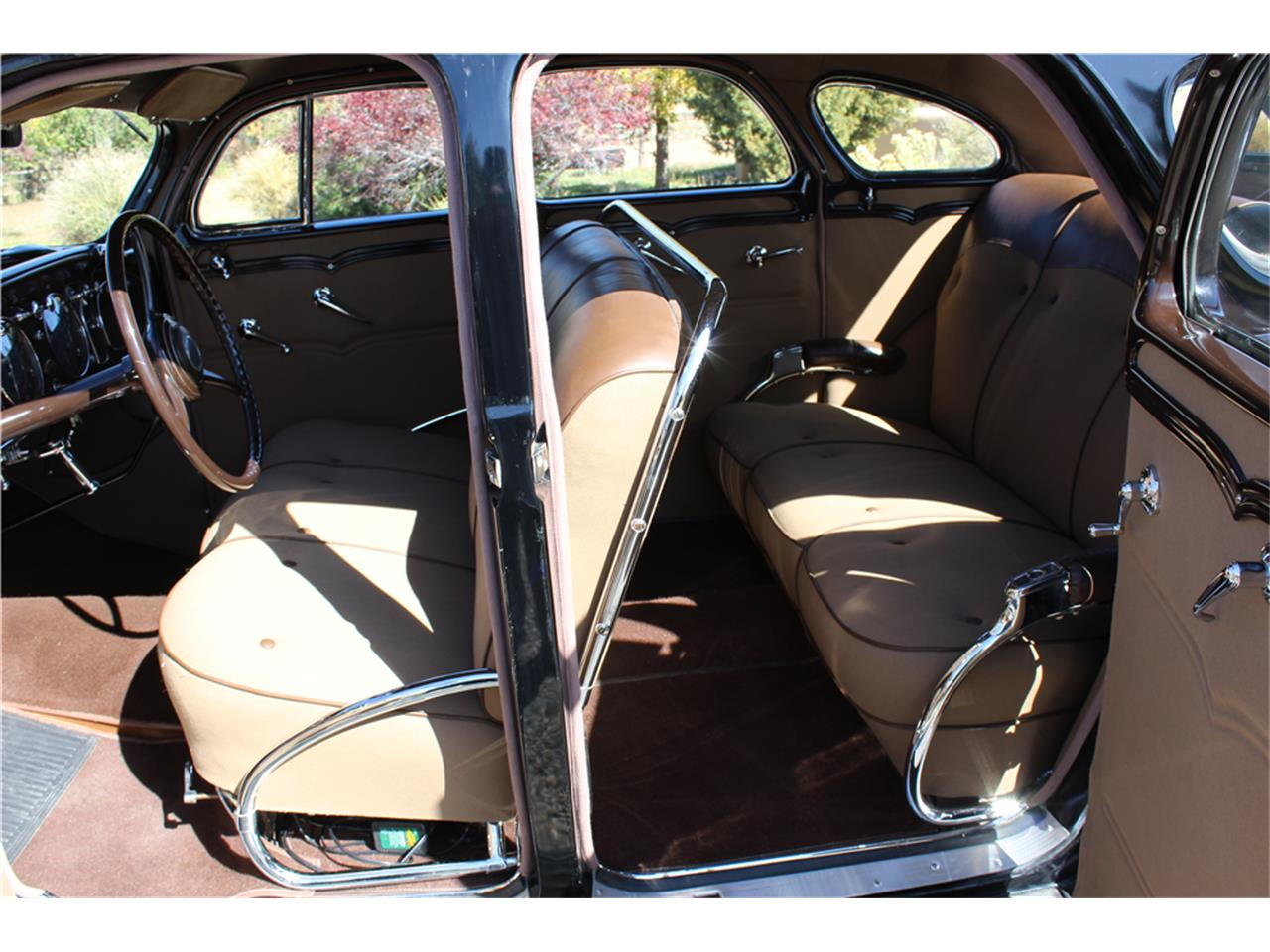 Large Picture of '34 Airflow located in Scottsdale Arizona Auction Vehicle - MG94