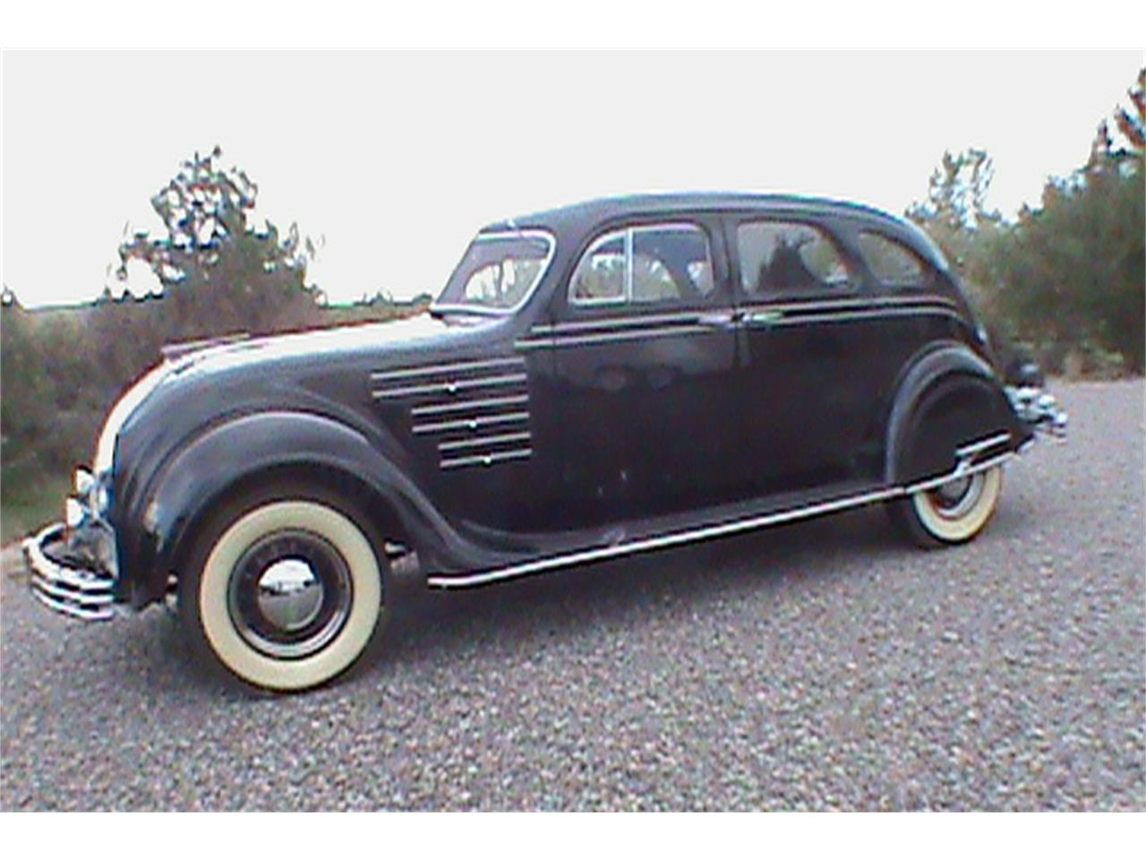 Large Picture of '34 Chrysler Airflow - MG94