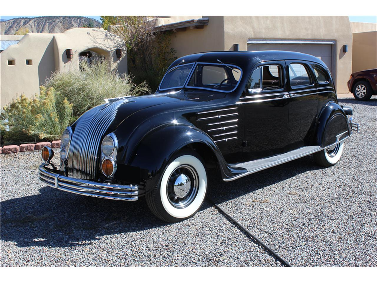 Large Picture of Classic 1934 Airflow located in Arizona Offered by Barrett-Jackson Auctions - MG94