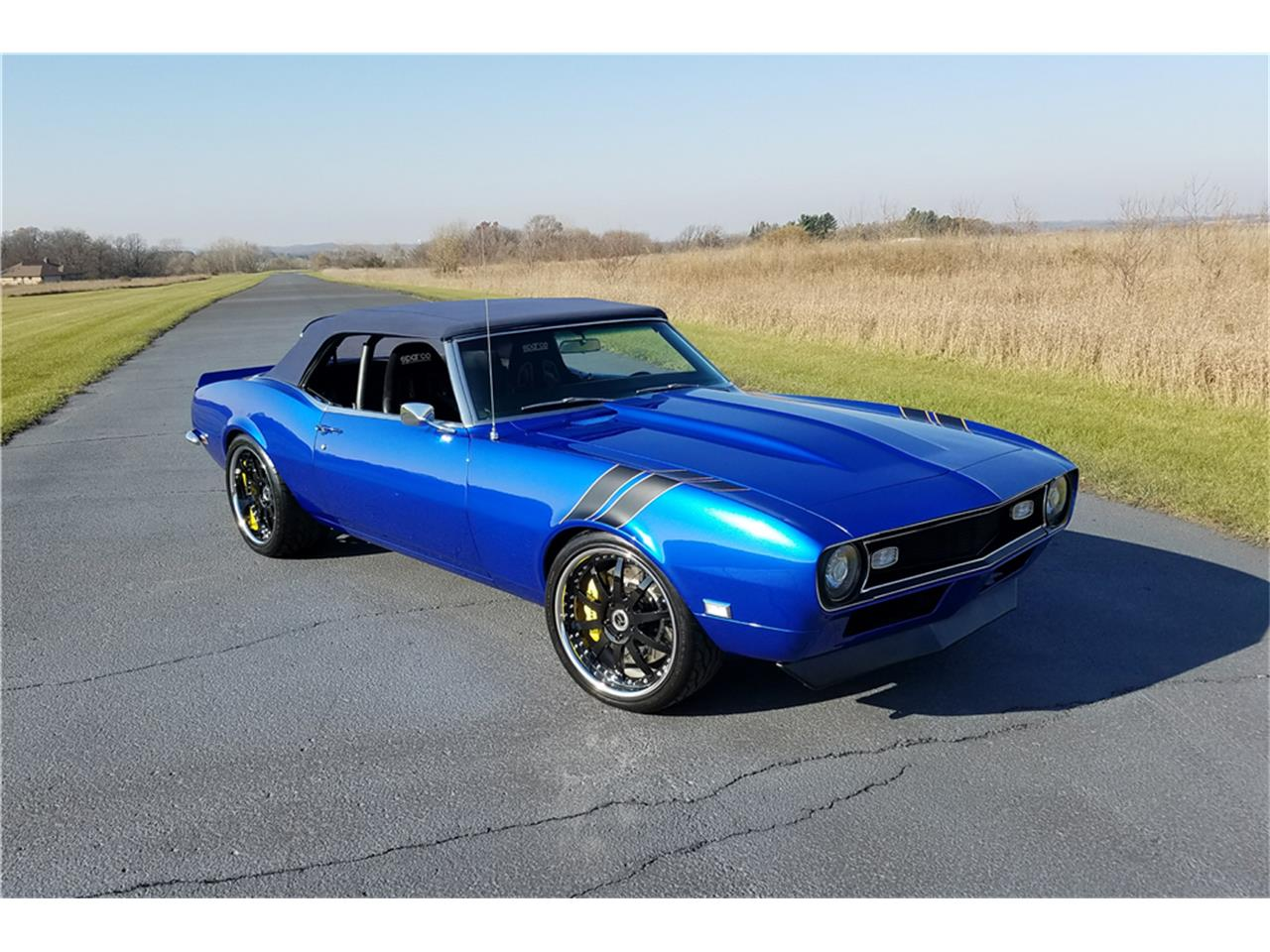 Large Picture of '68 Camaro - MG9D