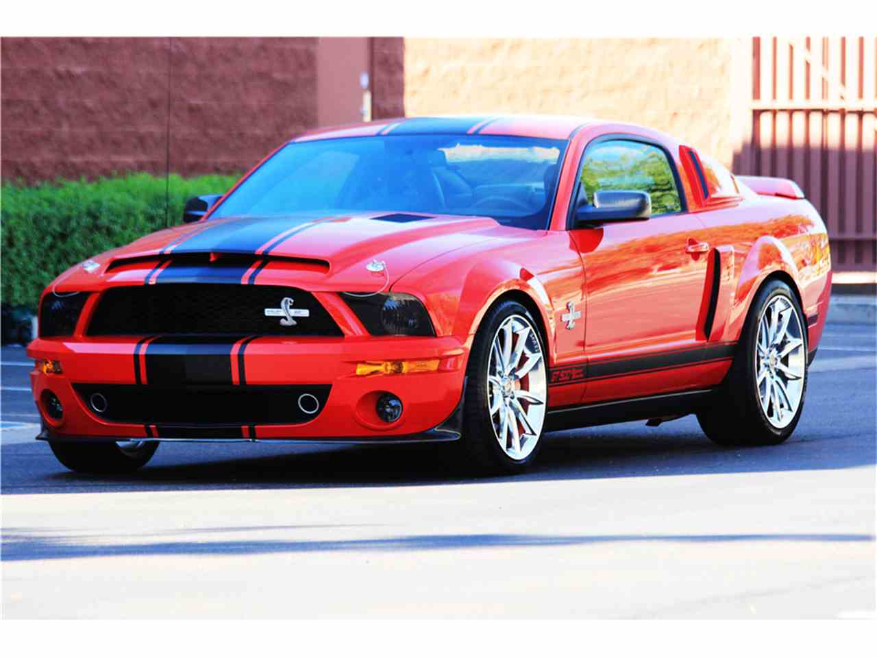 Large Picture of '07 GT500 SUPER SNAKE - MG9G