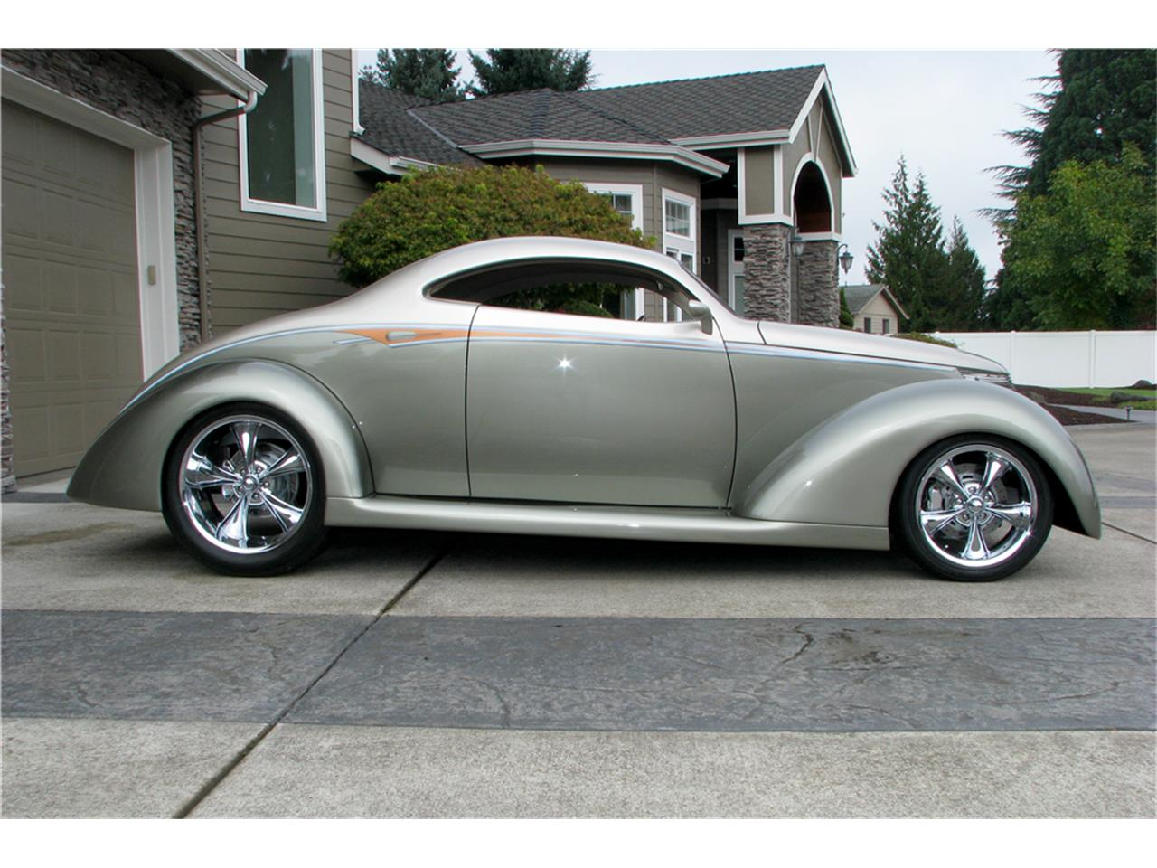 Large Picture of '37 5-Window Coupe - MG9Z