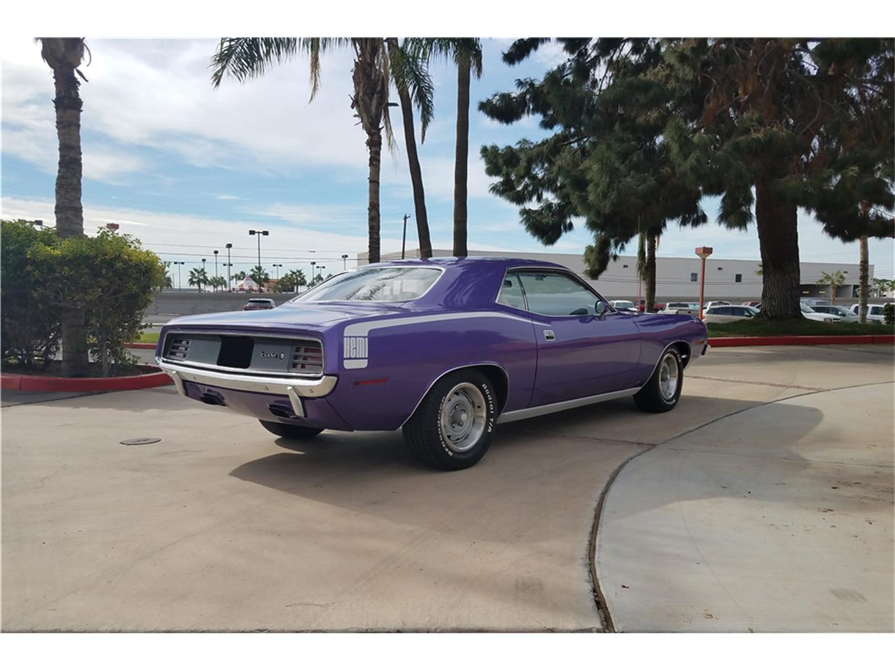 Large Picture of '70 Cuda - MGA5
