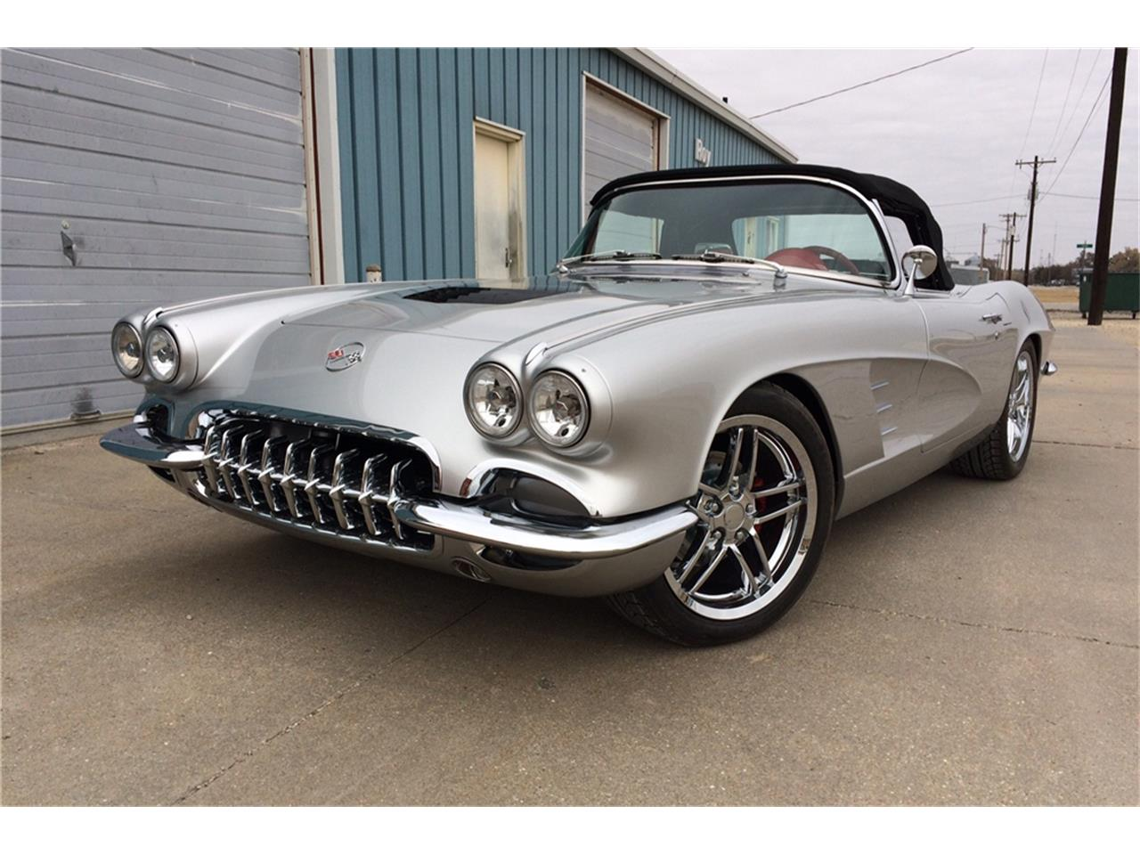 Large Picture of '62 Corvette - MGAP