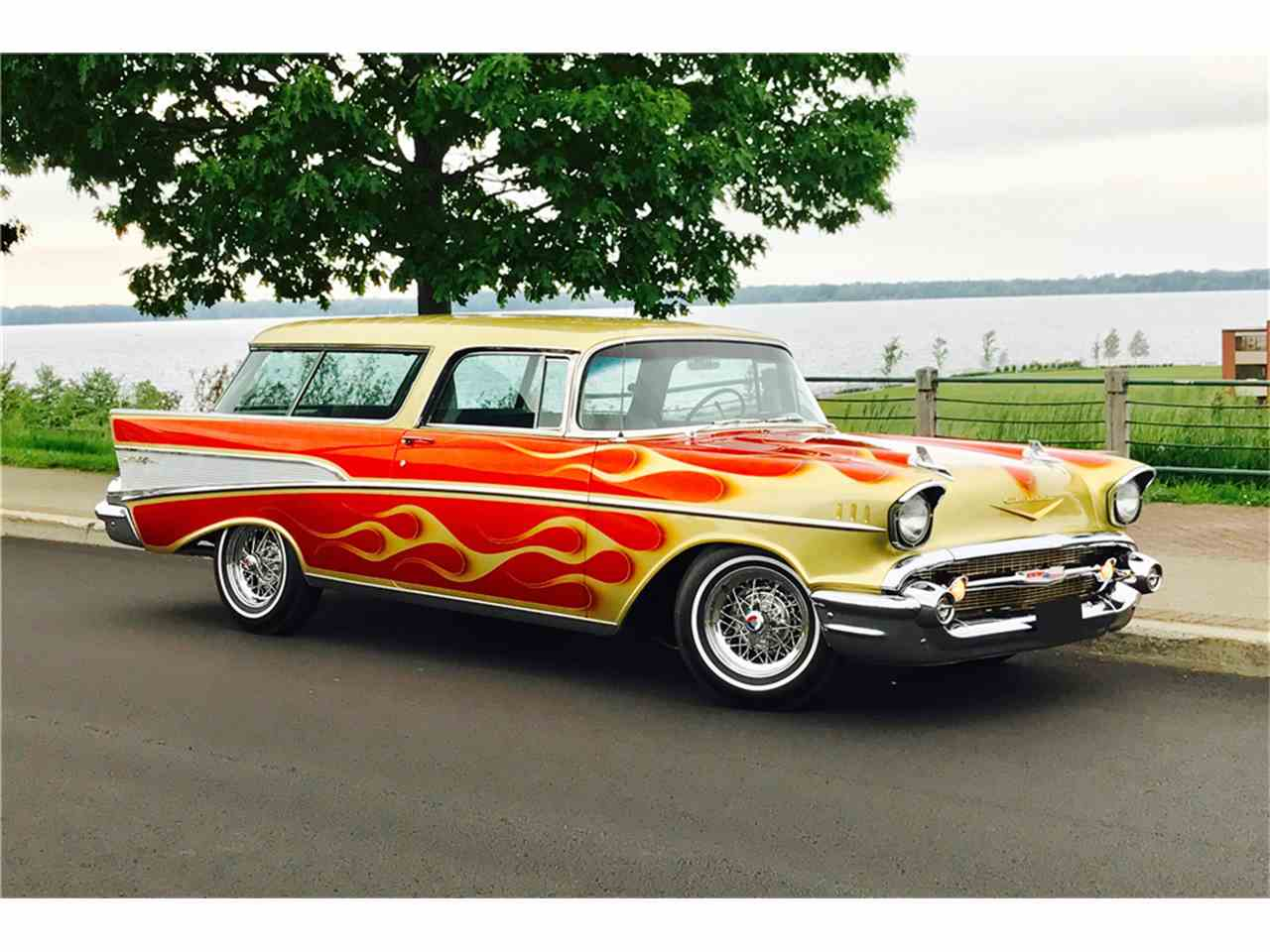 Large Picture of '57 Nomad - MGAS