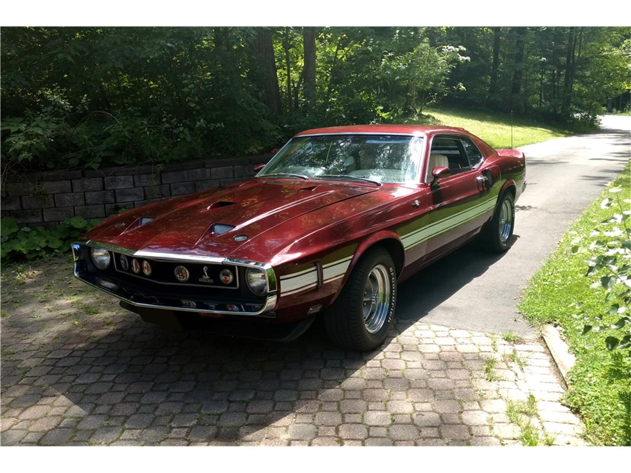 Large Picture of '69 GT500 - MGAX
