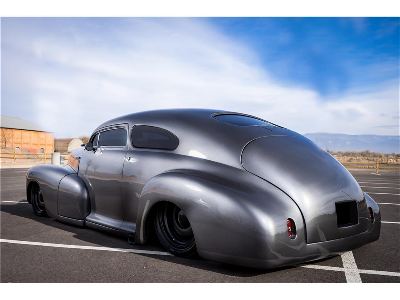 Large Picture of Classic '48 Chevrolet Fleetline Auction Vehicle Offered by Barrett-Jackson Auctions - MGBB